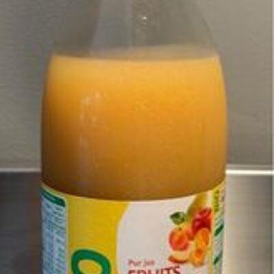 Pur jus fruits du verger (Auchan)