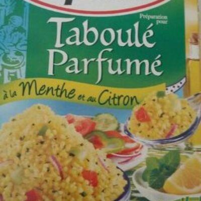 Taboule parfumé menthe citron (Tipiak)
