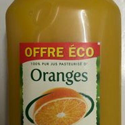 Oranges pressées (offre éco) (Andros)