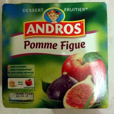 Pomme figue (Andros)