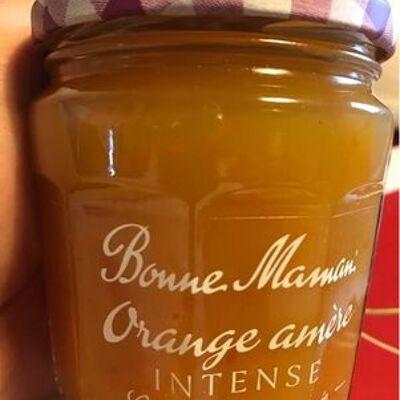 Orange amère intense (Bonne maman)