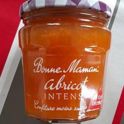 Confiture abricot intense (Bonne maman)