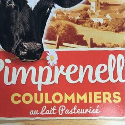 Coulommiers au lait pasteurisé (Pimprenelle)
