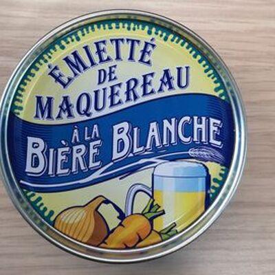 Emietté de maquereau à la bière blanche (La belle-iloise)