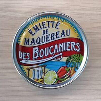 Emietté de maquereau des boucaniers (La belle- iloise)
