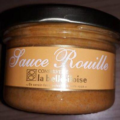 Sauce rouille (La belle-iloise)