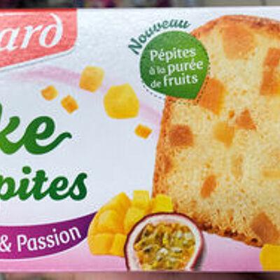 Cake aux pépites mangue & passion (Brossard)