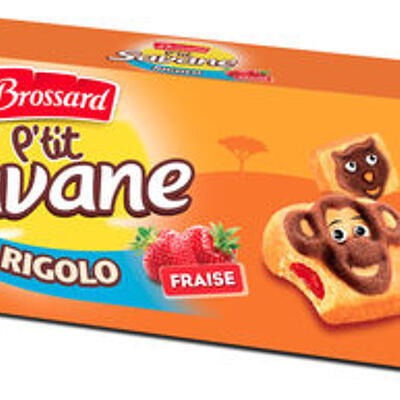 P'tit savane rigolo fraise (Brossard)