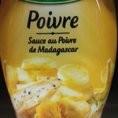 Bénédicta - poivre - sauce au poivre de madagascar (Benedicta)