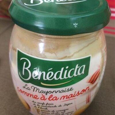 Mayonnaise bénédicta comme à la maison (Bénédicta)