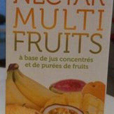 Nectar multi fruits (1 2 3 fruits)