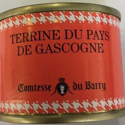 La terrine du pays de gascogne (Comtesse du barry)