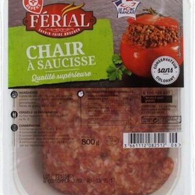 Chair à saucisse (Ferial)