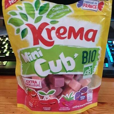 Mini cub'bio (Krema)