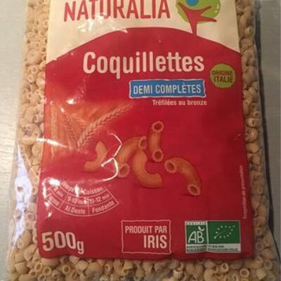 Coquillettes demi complete (Naturalia)