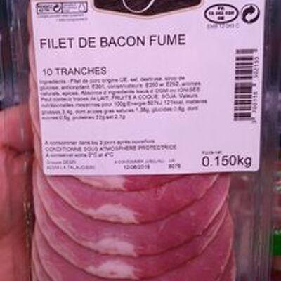 Filet de bacon fumé (La jasse)