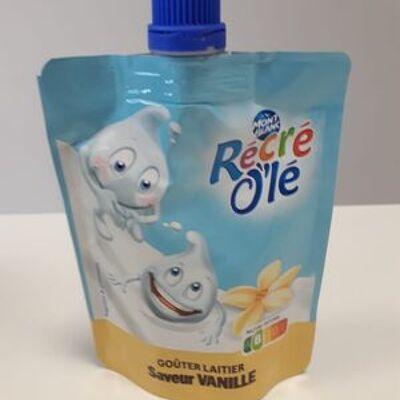Récré o'lé saveur vanille (Mont blanc)