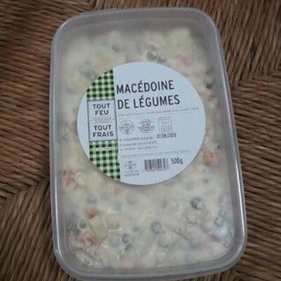 Macédoine de légumes (Tout feu tout frais)