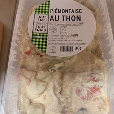 Piémontaise au thon (Tout feu tout frais)