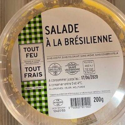 Salade brésilienne (Brédial)