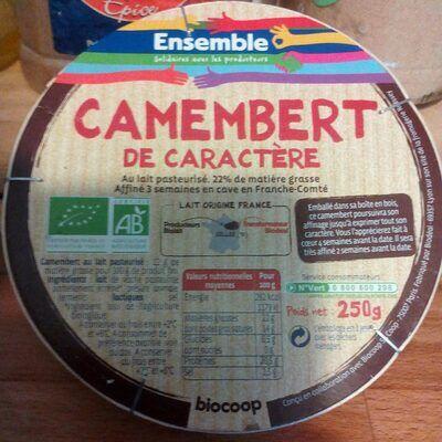 Camembert de caractère (Ensemble)