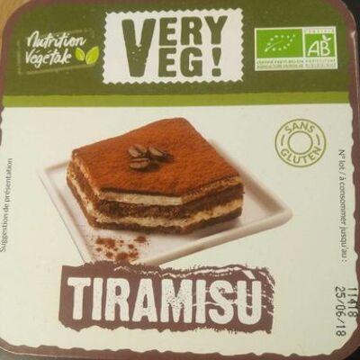 Tiramisu (Very veg !)