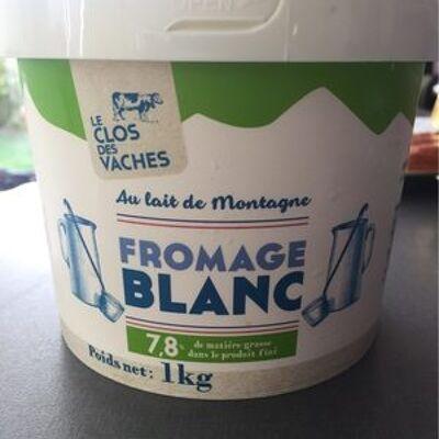 Fromage blanc (Le clos des vaches)