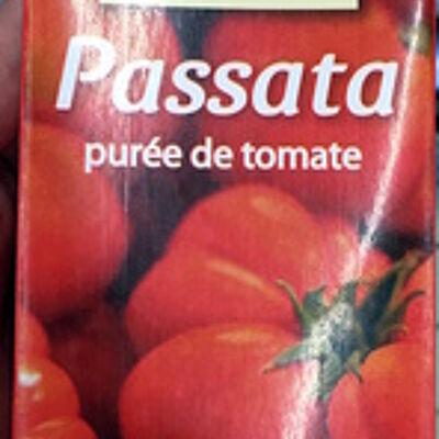 Passata purée de tomate (Jardin bio)