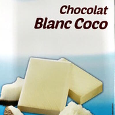 Chocolat blanc coco (Karéléa)