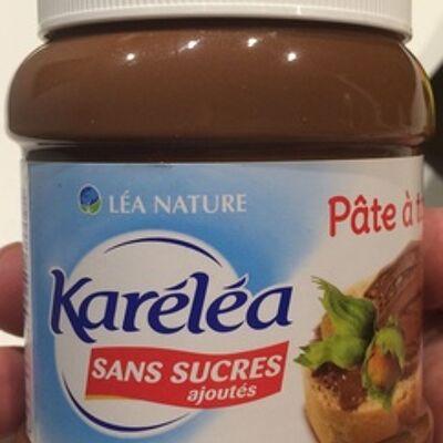 Pâte à tartiner karéléa (Karéléa)
