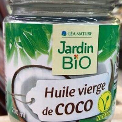 Huile vierge de coco (Jardin bio)