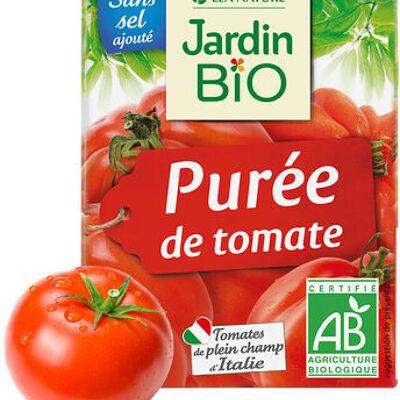 Purée de tomate (Jardin bio)