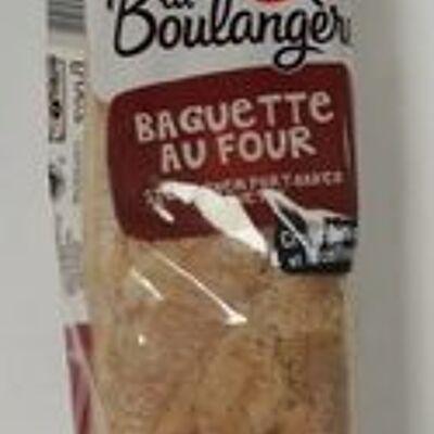 Baguette au four (La boulangère)