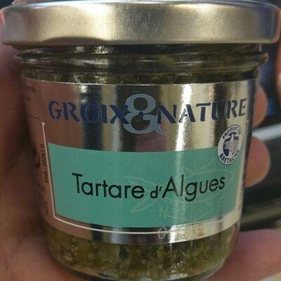 Tartare d'algues (Groix & nature)