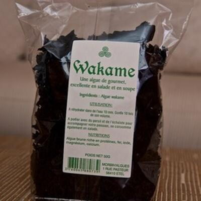 Wakame (Morbih'algues)
