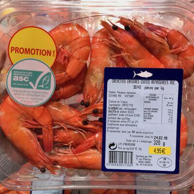 Crevettes (Sans marque)