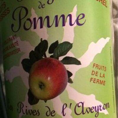 Pur jus de pomme (Les rives de l'aveyron)