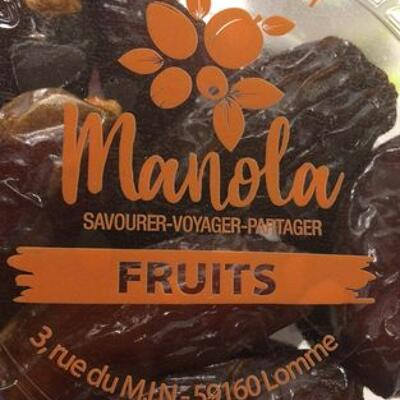 Dates medjool (Manola)