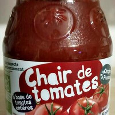 Chair de tomates (Biocoop)