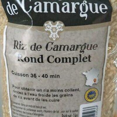 Riz de camargue rond complet (Le rizier de camargue)