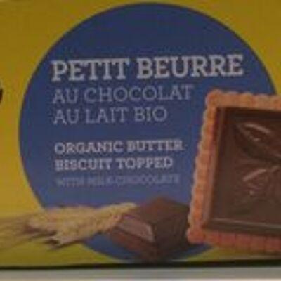 Petit beurre chocolat au lait bio (C tout simple)