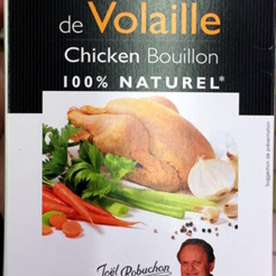 Bouillon de volaille à boire et à cuisiner 100% naturel (Ariaké)