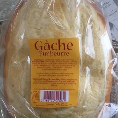 Gâche pur beurre (Biscuits délices)