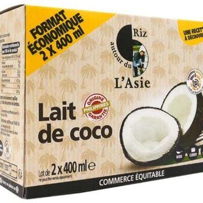 Lait de coco (Autour du riz)