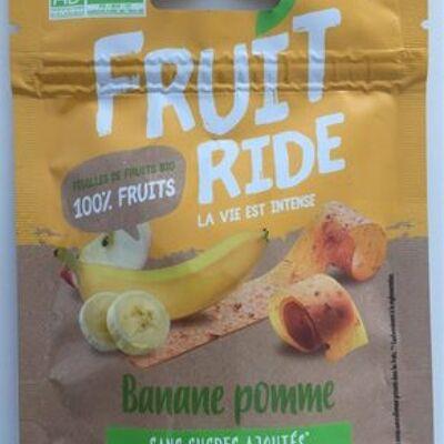 Fruit ride banane pomme (Fruit ride)