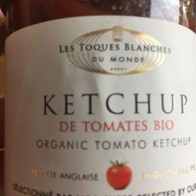 Ketchup de tomates bio (Les toques blanches)