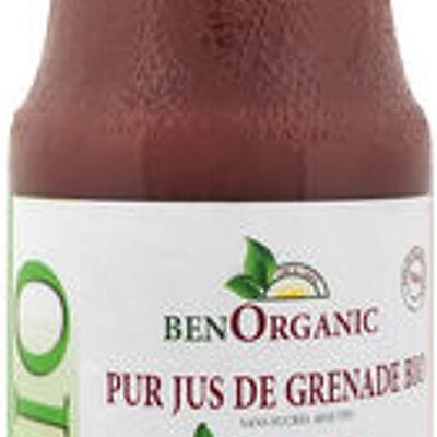 Pur jus grenade bio (Ben organic)