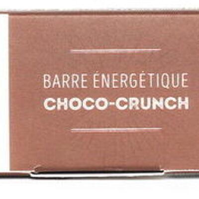 Barre energetique choco-crunch (Go nuts)