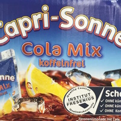 Cola mix koffeinfrei (Capri-sonne)