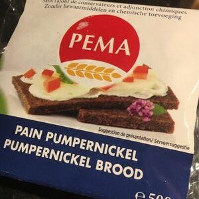Pain pumpernickel (Pema)